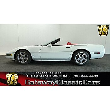 1995 Chevrolet Corvette Convertible for sale 100963570
